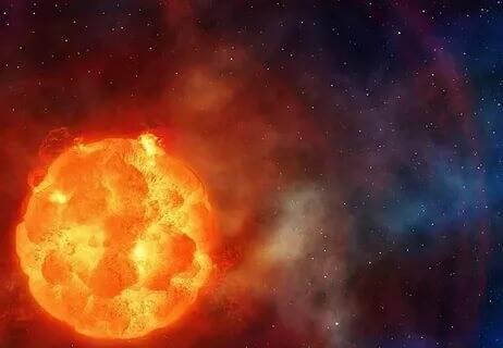 """Астрономы раскрыли тайну """"инопланетной"""" звезды Бетельгейзе"""