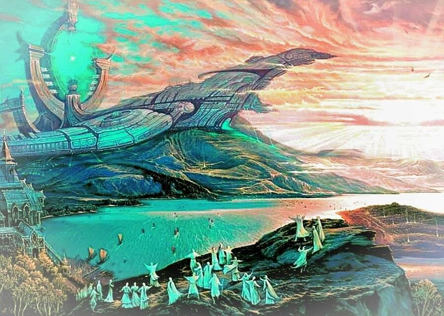 Гиперборея – священная родина человечества