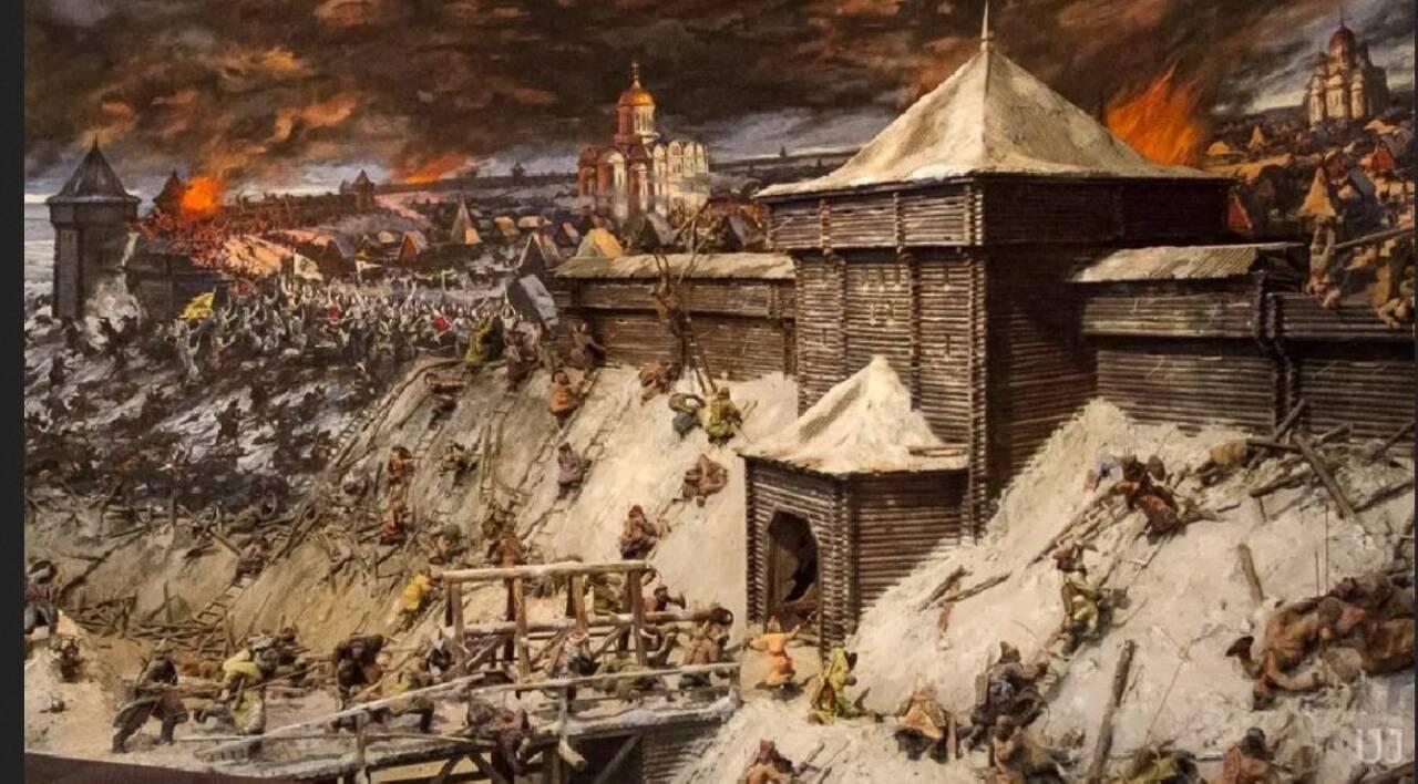 хан Батый поход в Европу
