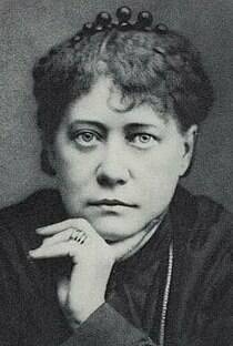 Елена Блаватская.
