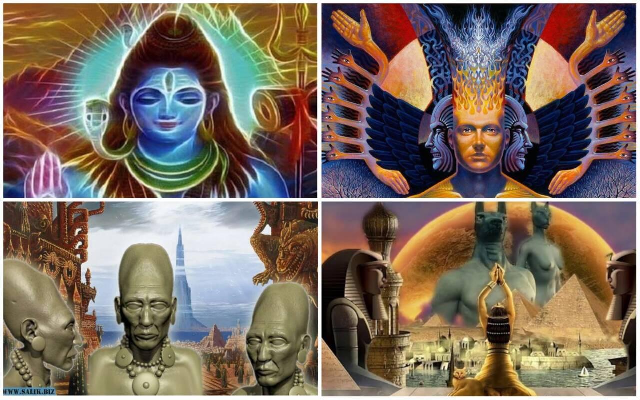 Хронология древних эпох