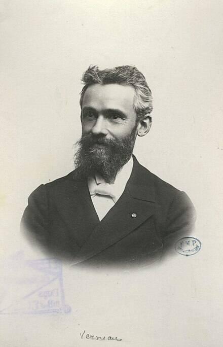 Рене Верно (1852 - 1938), французский палеоантрополог