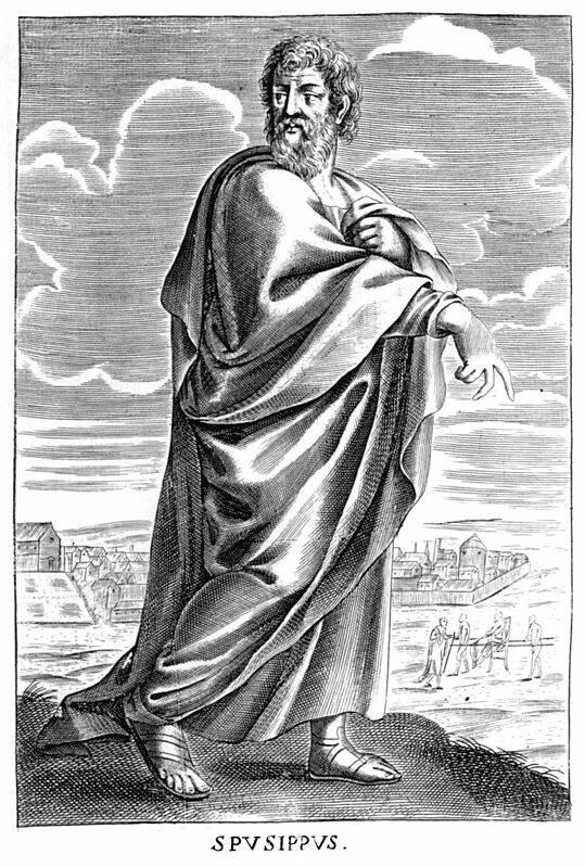 Платон Спевсипп