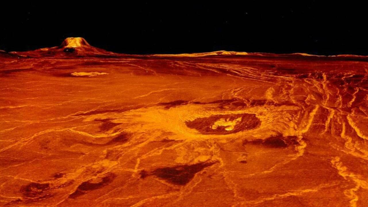 PNAS: На Венере обнаружены следы тектонических движений
