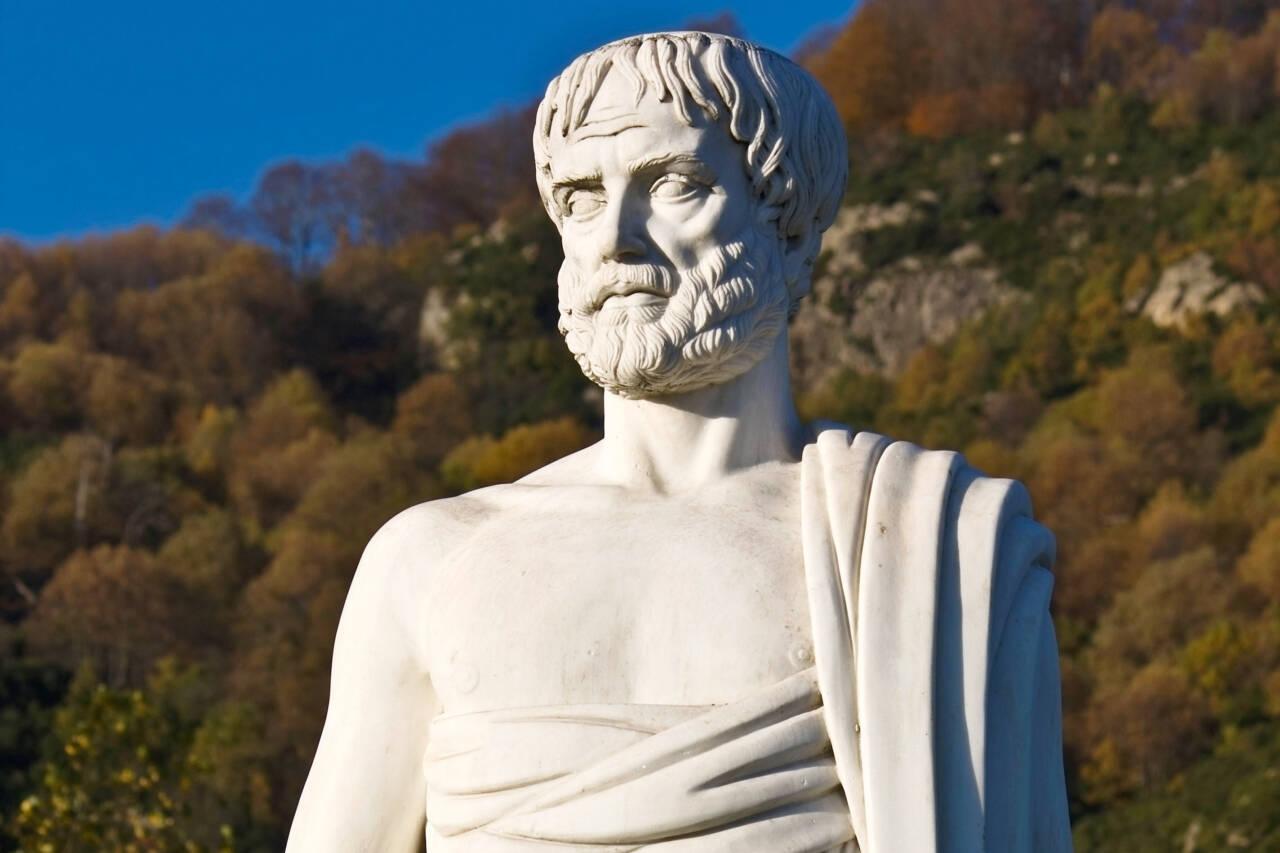 Гомер Аристотель