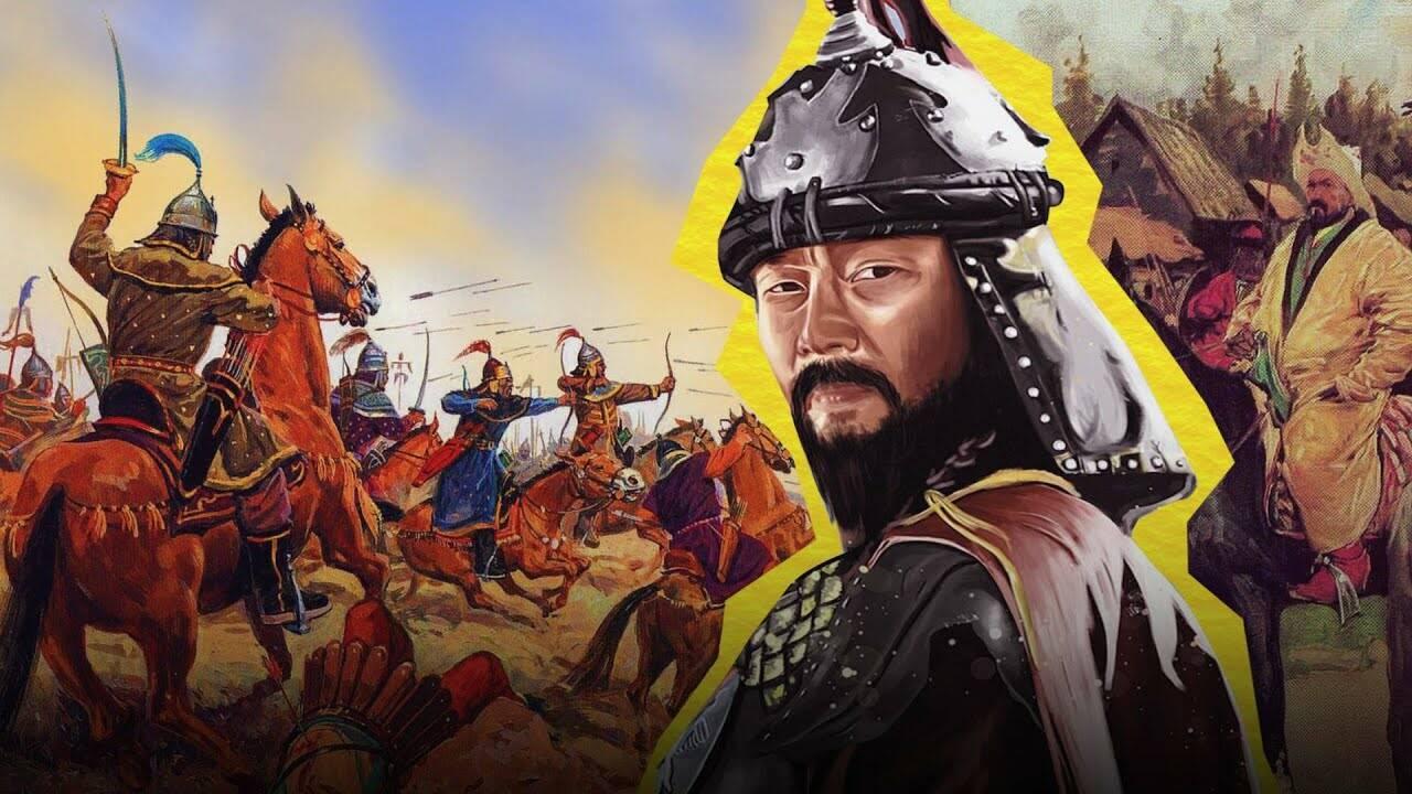 Чингисхан великий полководец