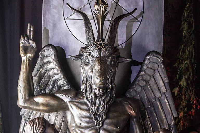 иллюминаты дьявол