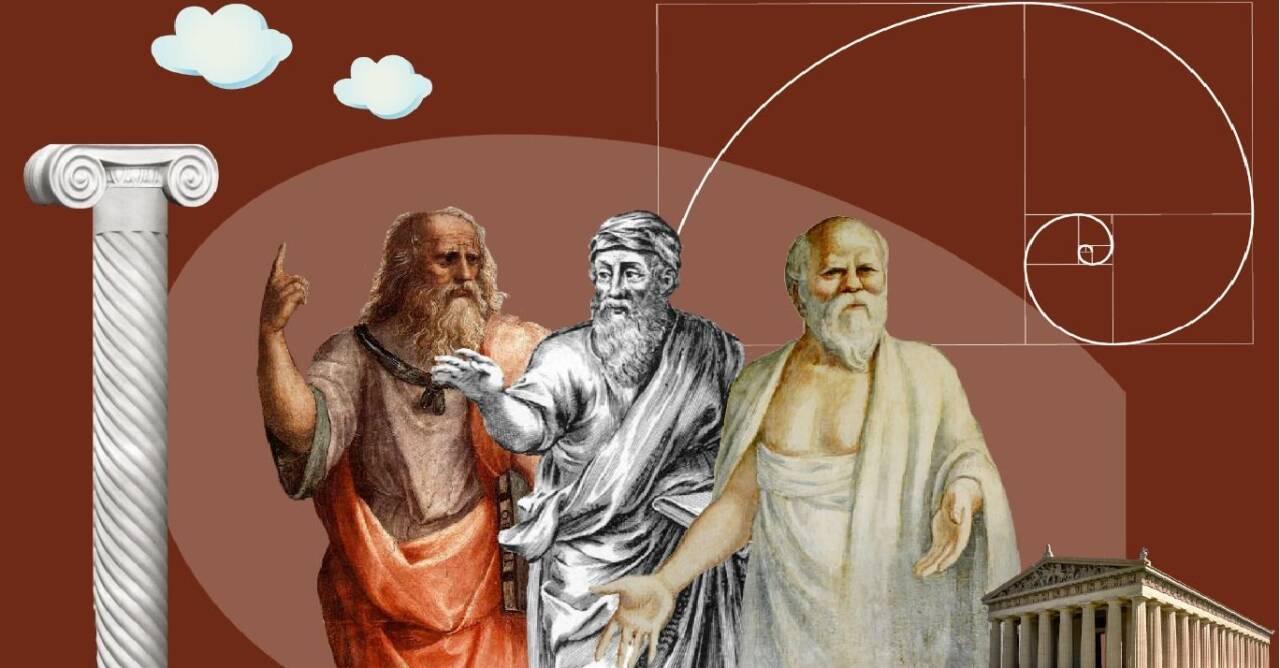 плагиат Сократ Платон Аристотель