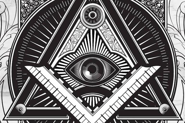 иллюминаты всевидящее око