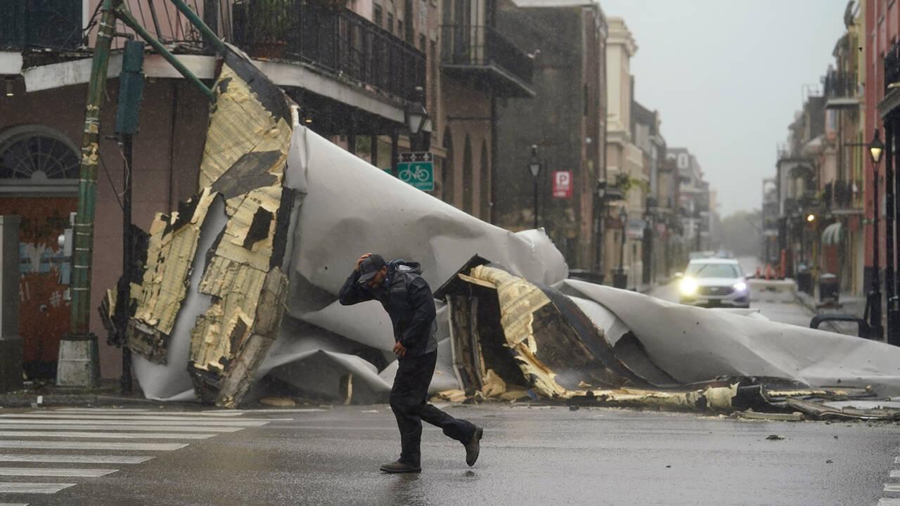 ураган Ида
