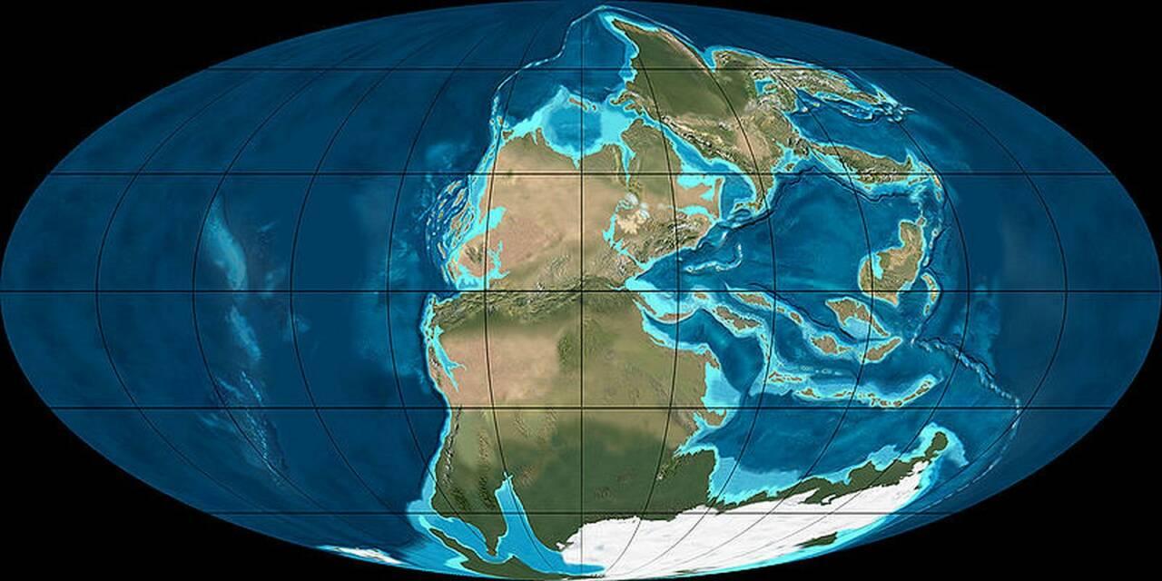 Авмерика или Амазия: будущий суперконтинент Земли определит ее обитаемость