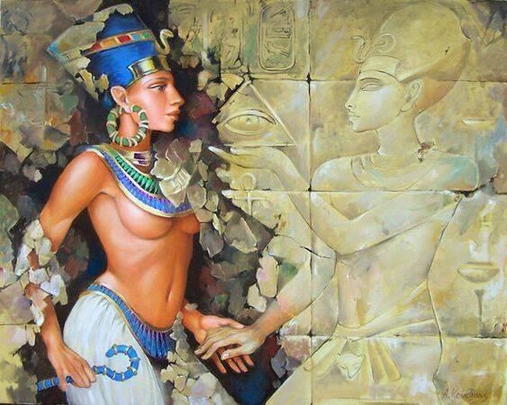 сексуальная магия египтянок