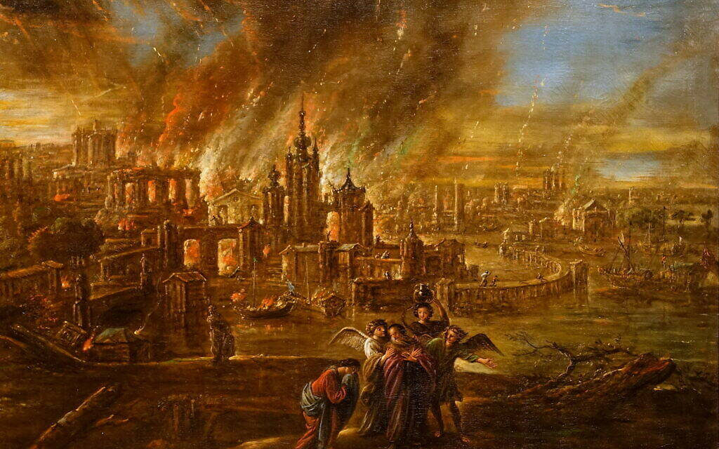 Ученые волнами атакуют открытие Содома. С ним что-то не так — или что-то не так с атакующими?