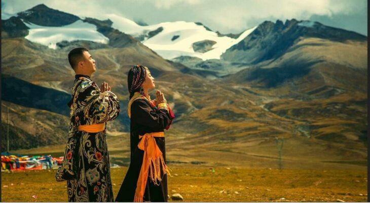 происхождение тибетцев